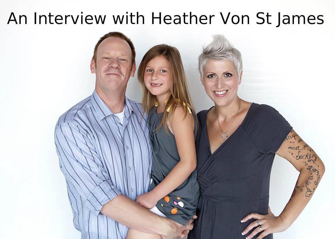 Heather Von St James